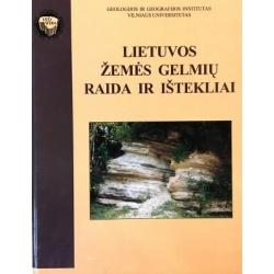 Lietuvos Žemės gelmių raida ir ištekliai (su CD disku)