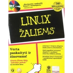 Hall Jon - Linux žaliems