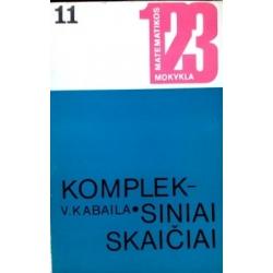 Kabaila V. - Kompleksiniai skaičiai