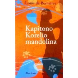 Bernieres Louis - Kapitono Korelio mandolina