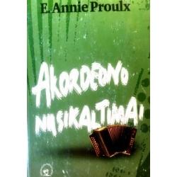 Proulx Annie - Akordeono nusikaltimai