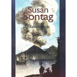 Sontag Susan - Ugnikalnio mylėtojas