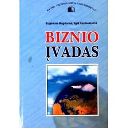 Bagdonas Eugenijus, Kazlauskienė Eglė - Biznio įvadas