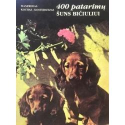 Kochas-Kostersitzas Manfredas - 400 patarimų šuns bičiuliui
