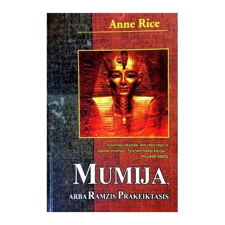 Rice Anne - Mumija, arba Ramzis Prakeiktasis