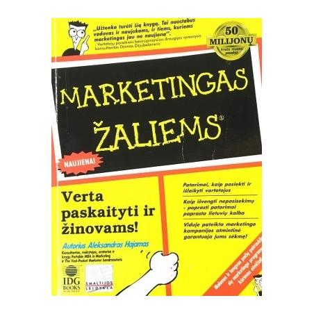 Hiam Alexander - Marketingas žaliems