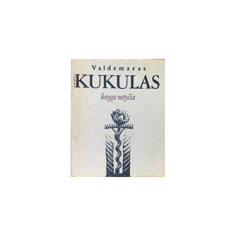 Kukulas Valdemaras - Knyga netyčia