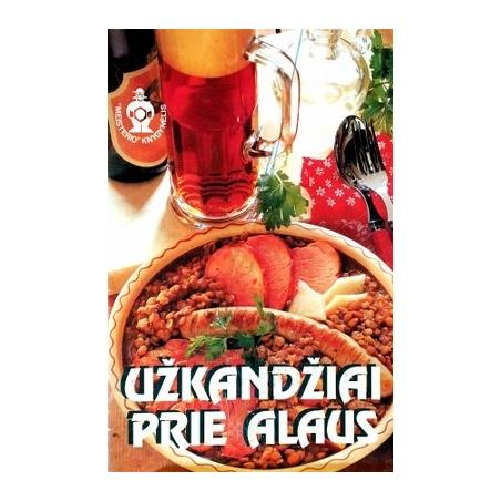 Brazaitytė Sigutė - Užkandžiai prie alaus