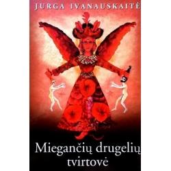 Ivanauskaitė Jurga - Miegančių drugelių tvirtovė