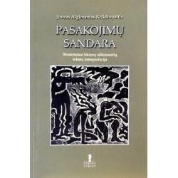 Krikštopaitis Juozas Algimantas - Pasakojimų sandara