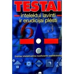 Bergamino Donatella, Raffo Marina - Testai intelektui lavinti ir erudicijai plėsti