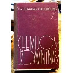 Goldfarbas J., Chodakovas J., Dodonovas J. - Chemijos uždavinynas