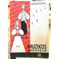 Arnastauskas V. - Muzikos vadovėlis. VII klasė