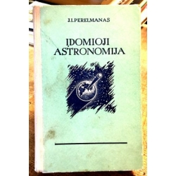 Perelmanas J.I. - Įdomioji astronomija