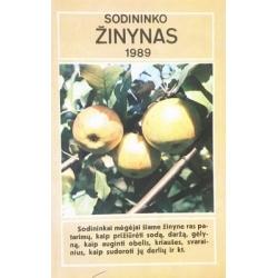 Sodininko žinynas, 1989 m., Nr. 1
