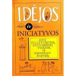Vilimienė Roma - Idėjos ir iniciatyvos
