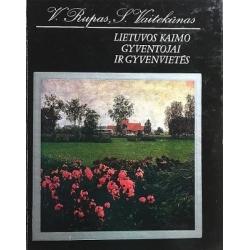 Rupas V., Vaitekūnas S. - Lietuvos kaimo gyventojai ir gyvenvietės