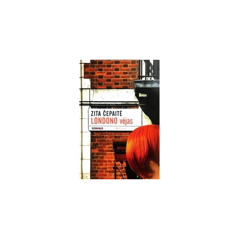 Čepaitė Zita - Londono vėjas