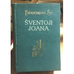 Šo Bernardas - Šventoji Joana