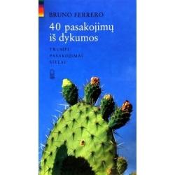 Ferrero Bruno - 40 pasakojimų iš dykumos