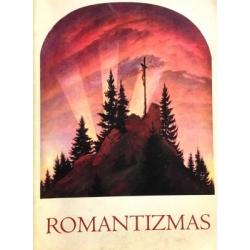 Bartkus Gvidonas - Romantizmas Vakarų literatūroje