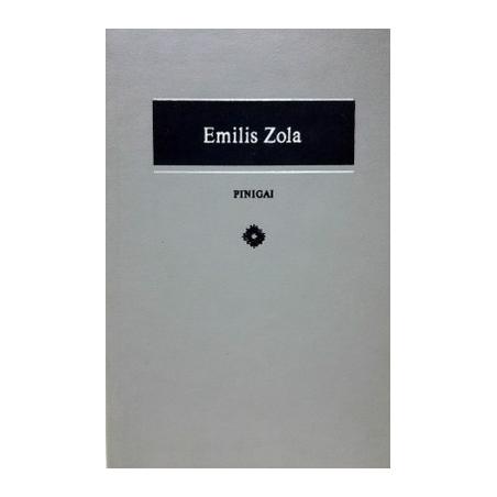 Zola Emilis - Pinigai