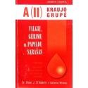 D'Adamo Peter - A (II) kraujo grupė: valgių,gėrimų ir papildų sąrašas