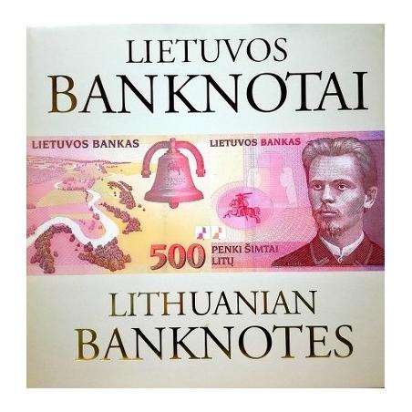 Galkus Juozas - Lietuvos banknotai