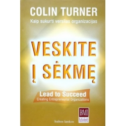 Turner Colin - Veskite į sėkmę