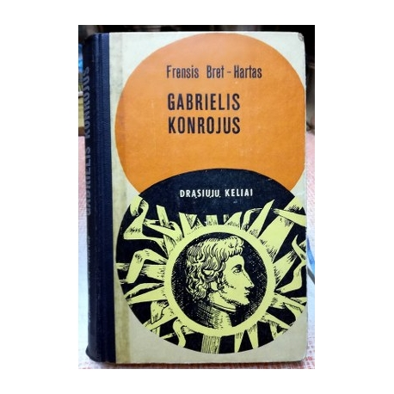 Bret-Hartas Frensis - Gabrielis Konrojus