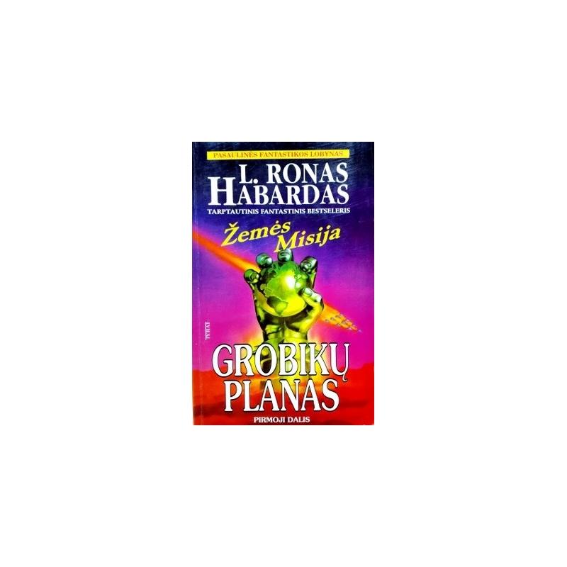Habardas Ronas L. - Grobikų planas (1 dalis)