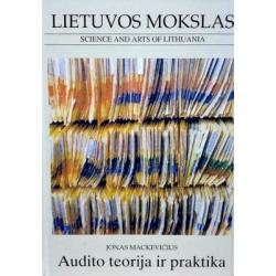 Mackevičius Jonas - Audito teorija ir praktika