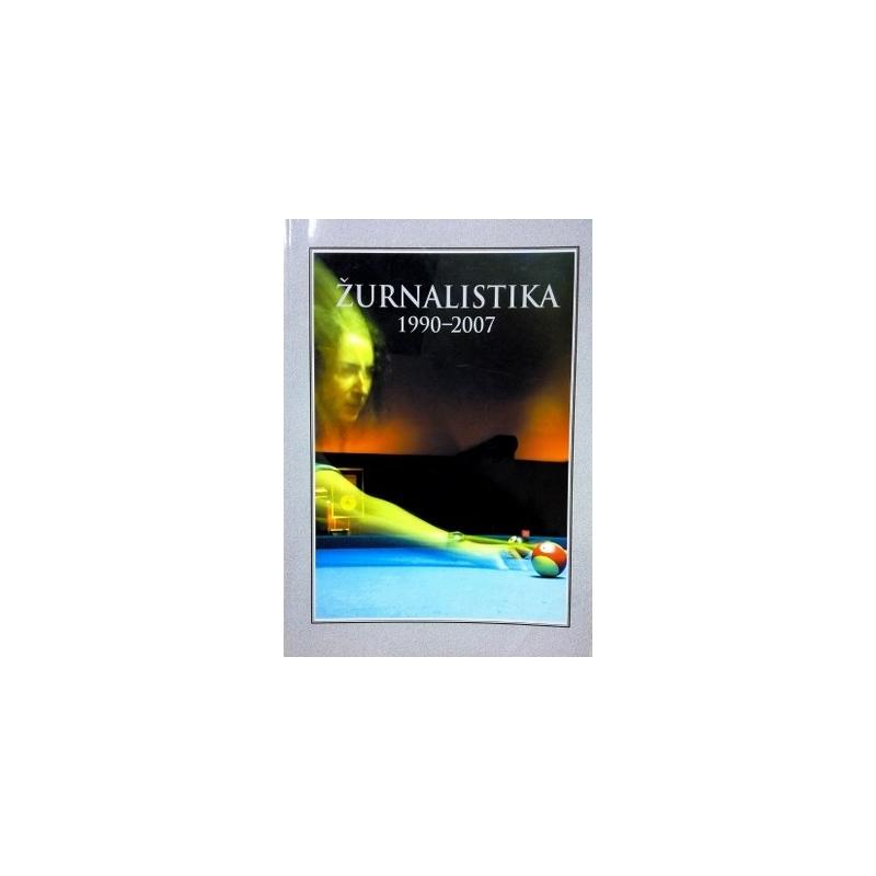 Žurnalistika 1990-2007. Almanachas