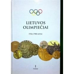 Gudiškis Algimantas - Lietuvos olimpiečiai. 1924 - 1988 metai (1 tomas)
