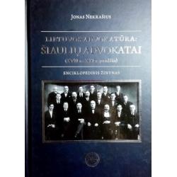 Nekrašius Jonas - Lietuvos advokatūra: Šiaulių advokatai (XVII a. - XXI a.pradžia). Enciklopedinis žinynas
