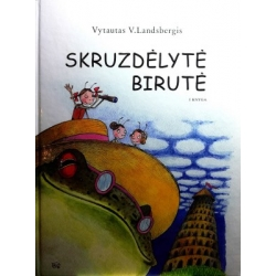 Landsbergis Vytautas V. - Skruzdėlytė Birutė (1 knyga)