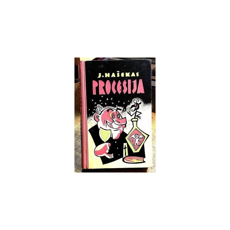 Hašekas Jaroslavas - Procesija