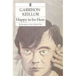 Keillor Garrison - Happy to be Here