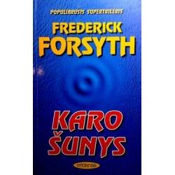 Forsyth Frederick - Karo šunys