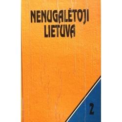 Liekis Algimantas - Nenugalėtoji Lietuva (2 dalis)
