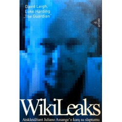 Leigh David -WikiLeaks. Atskleidžiant Juliano Assang'o karą su slaptumu