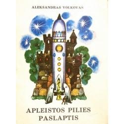 Volkovas Aleksandras - Apleistos pilies paslaptis