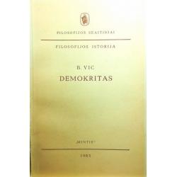 Vic B. - Demokritas