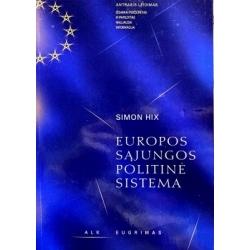 Hix Simon - Europos Sąjungos politinė sistema