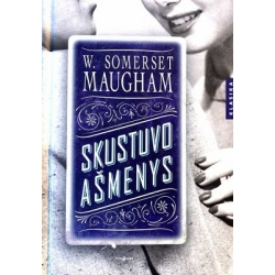 Maugham William Somerset - Skustuvo ašmenys