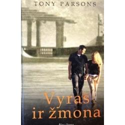 Parsons Tony - Vyras ir žmona
