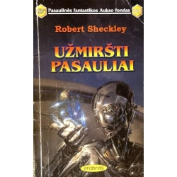 Sheckley Robert - Užmiršti pasauliai (185 knyga)