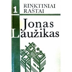 Dereškevičius Pranas - Jonas Laužikas .Rinktiniai raštai (2 tomai)