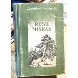 Leonovas L. - Rusų miškas