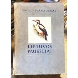 Ivanauskas Tadas - Lietuvos paukščiai (III knyga)